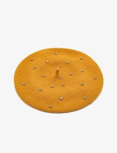 Koton Şapka Sarı
